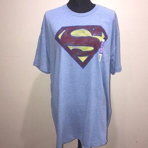 NWT Men's Superman Shirt